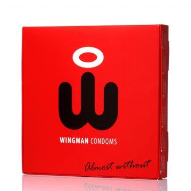 Wingman Condom x12