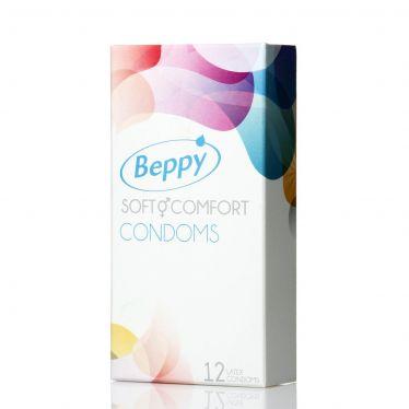 Beppy Condoms Classic Blue