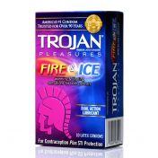 Trojan Fire & Ice