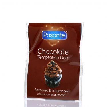 Pasante Latex Dam chocolate flavoured