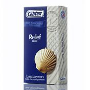 Condoms Contex Relief x12