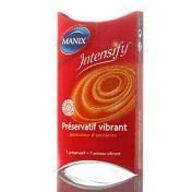 Vibrating Condom Manix Intensify x1