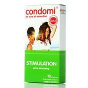 Condoms Condomi Stimulation x10