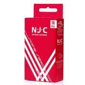 N.J.C. Condom 3 in One x16