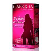 Capricia Condom 12 fois du plaisir x12