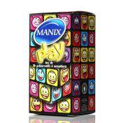 Manix Condom Play x16