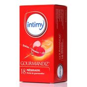 Intimy Gourmandiz x18