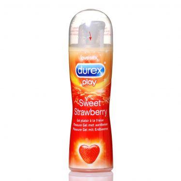 Durex lubricant Sweet Strawberry x50ml