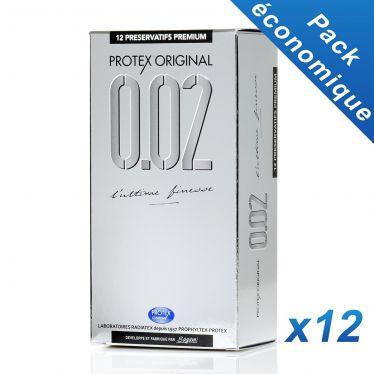 Condom Protex Original 002 x12