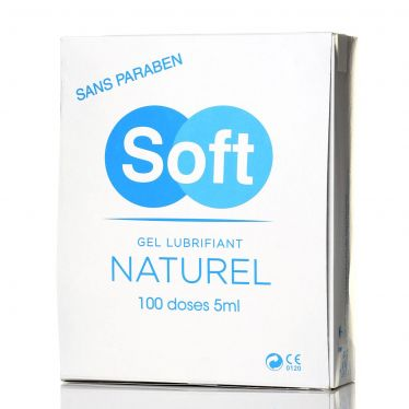 Soft Lubricating Jelly 5ml x100