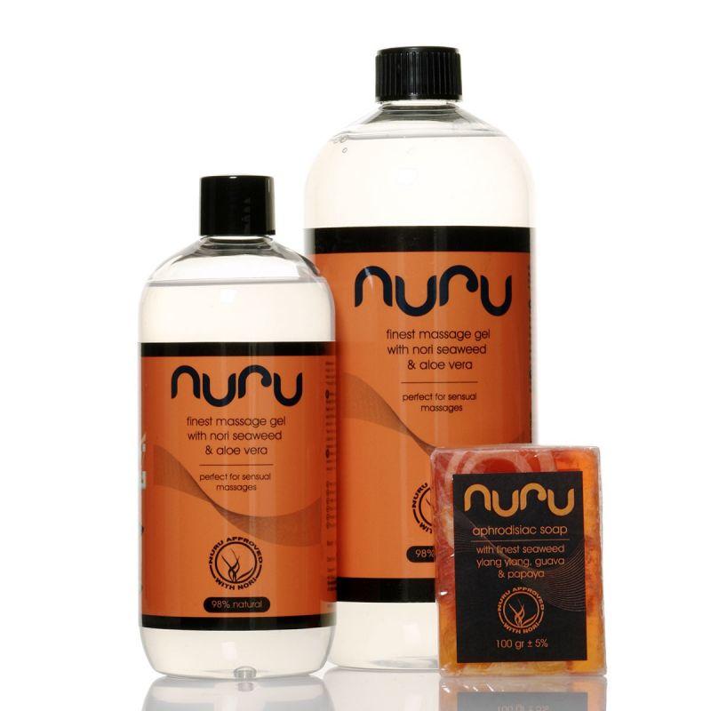 Nuru oil