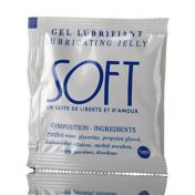 Soft Lubricating Jelly Naturel 5ml