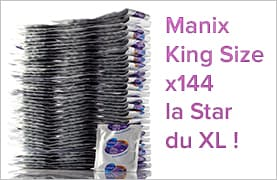 La star du XL de chez Manix en latex